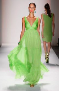 Dress Green Flash