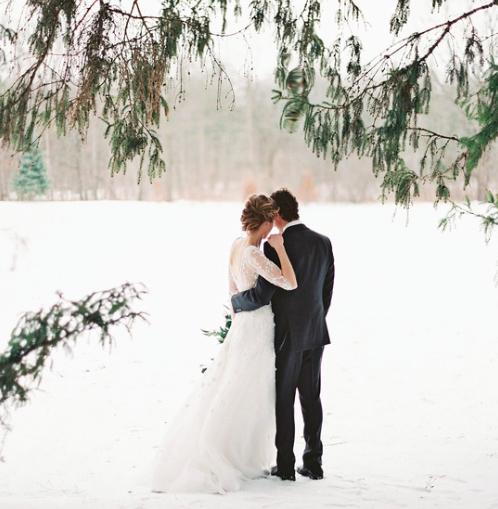 Nunta De Iarna Sedinta Foto Miresei Blog