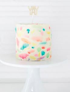 Tort multicolor